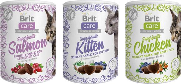 Brit Care Przysmaki dla kota