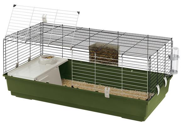 1084e905ab9944 Ferplast rabbit 120 klatka dla królika lub świnki morskiej z ...