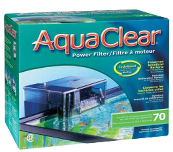 015561106153 aquaclear filtr do akwarium