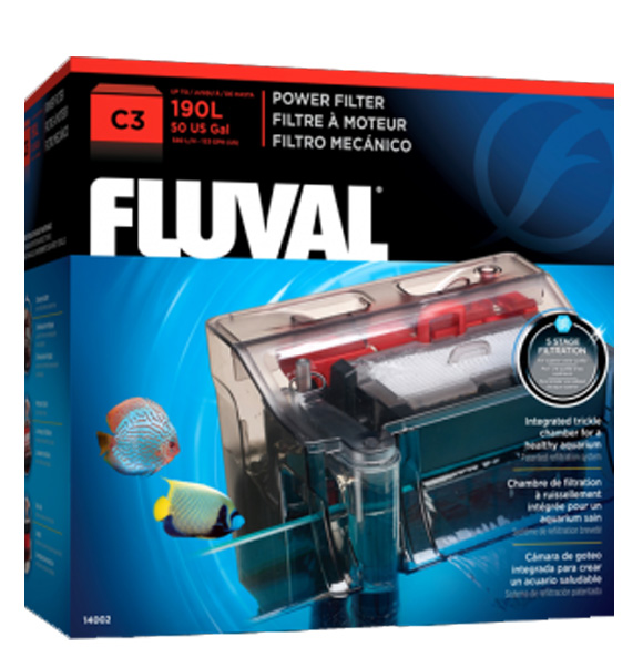 Fluvar 015561140027 fitr do akwarium