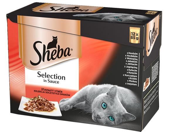 Sheba karma dla kota
