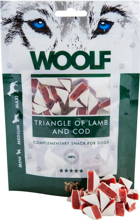 8594178550617 Woolf przysmak dla psa