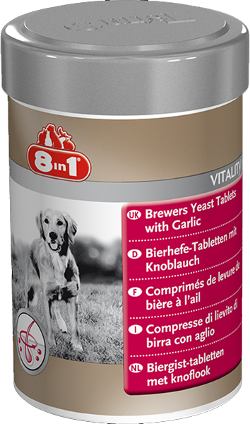 8in1 tabletki witaminowe dla psa
