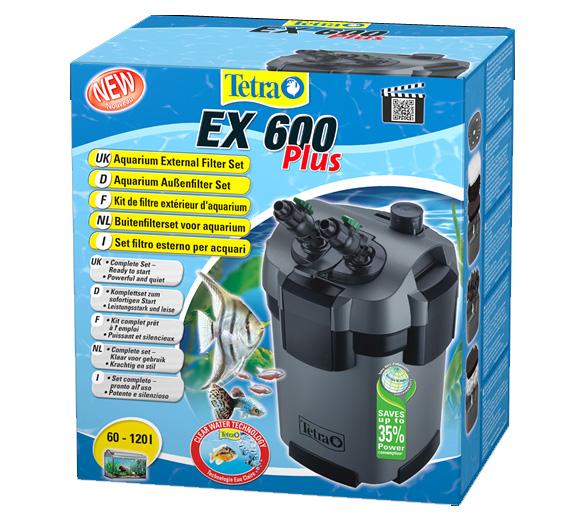 TETRA EX 600 FILTR DO AKWARIUM