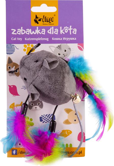 Dingo zabawka  myszka dla kota