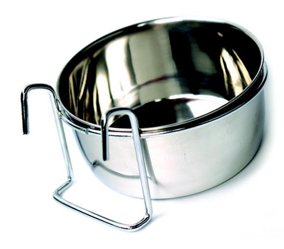 Dingo metalowa miska dla gryzoni i małych psów