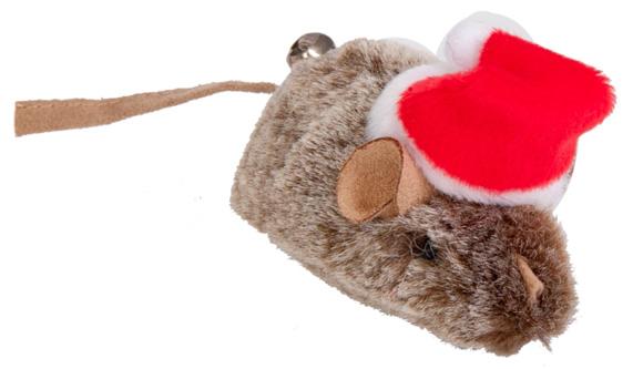 5904760213364 dingo myszka swiatecza zabawka dla kota