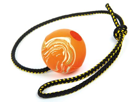 Dingo piłka aportowa dla psa