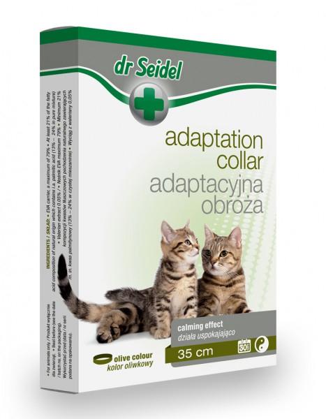 Dr Seidel obroża uspokajająca dla kota