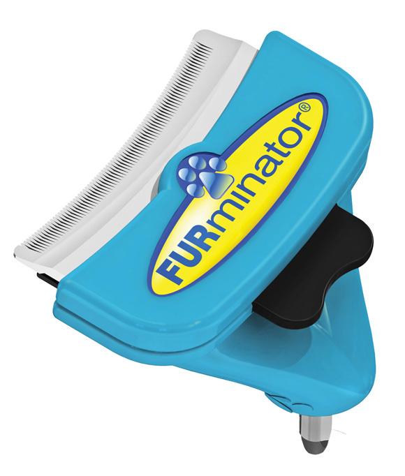 Furminator Furflex dla średniego psa - głowica