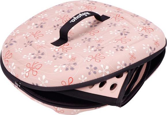 kuferek rozowy Ibiyaya dla psa i kota