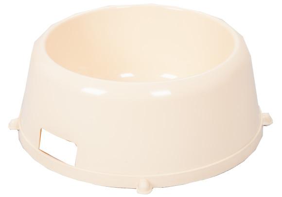 plastikowa miska dla psa