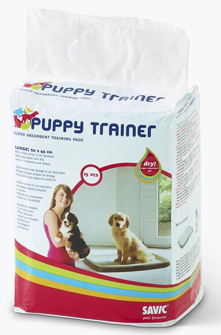 savic puppy trainig maty absorbujące dla szczeniąt