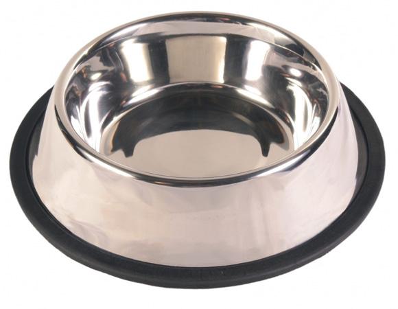 trixie metalowa miska dla psa