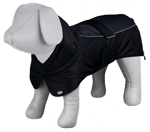 trixie prime czarny plaszczyk dla psa