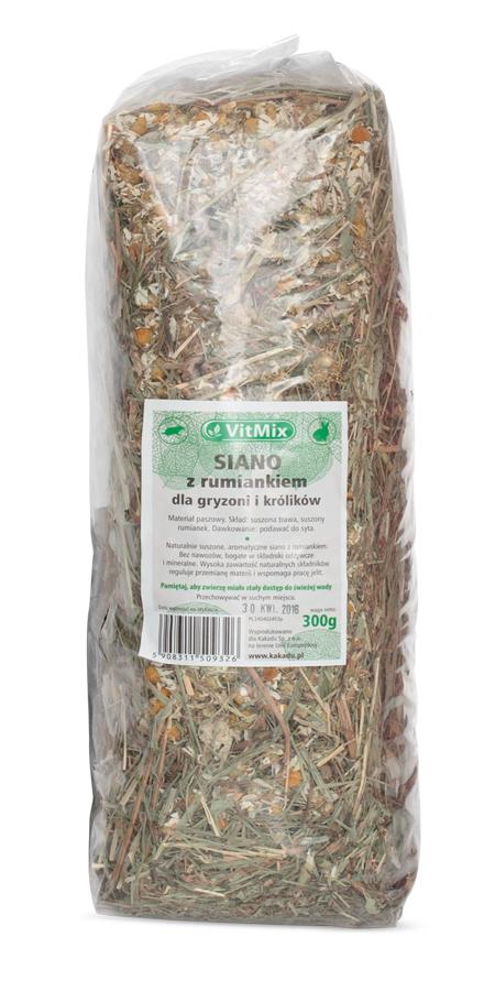 Vitmix sianko z rumiankiem, dla gryzoni i królików