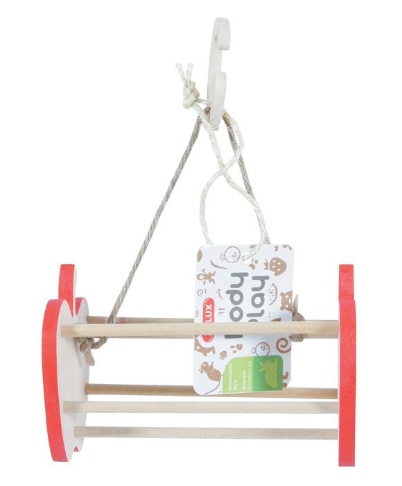 d3c04cc17309f6 Zolux rody play drewniany paśnik dla gryzoni - jabłko