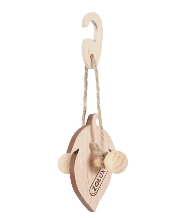 00c551c13aab0a Telekarma.pl - Zolux rody play drewniany zabawka dla gryzoni ...