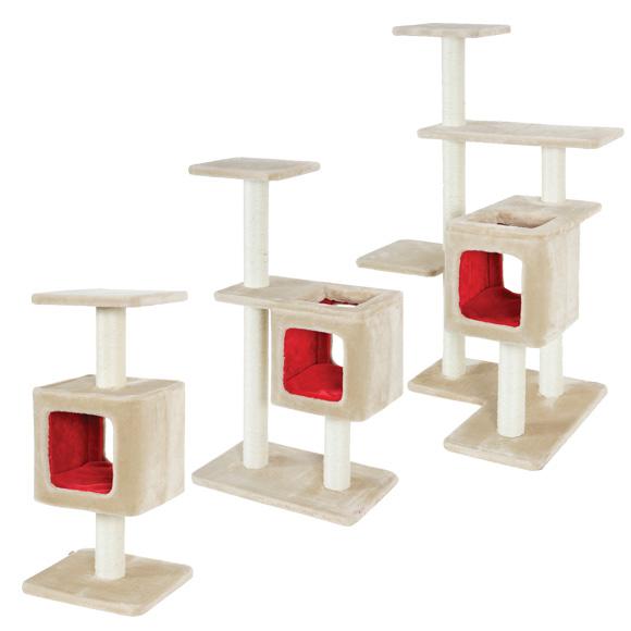 zolux Cube drapaki dla kota beżowe