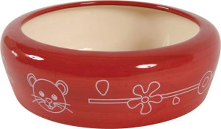 ceramiczna miseczka dla gryzonia